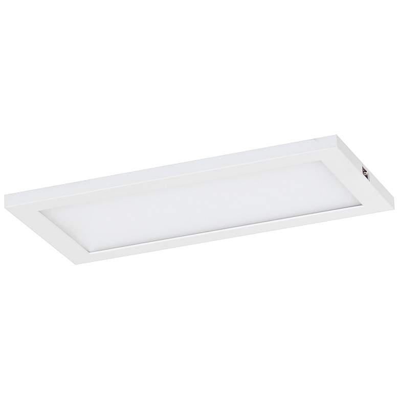 "CounterMax MX-L-120-SL 6"" Wide White LED Under Cabinet Light"