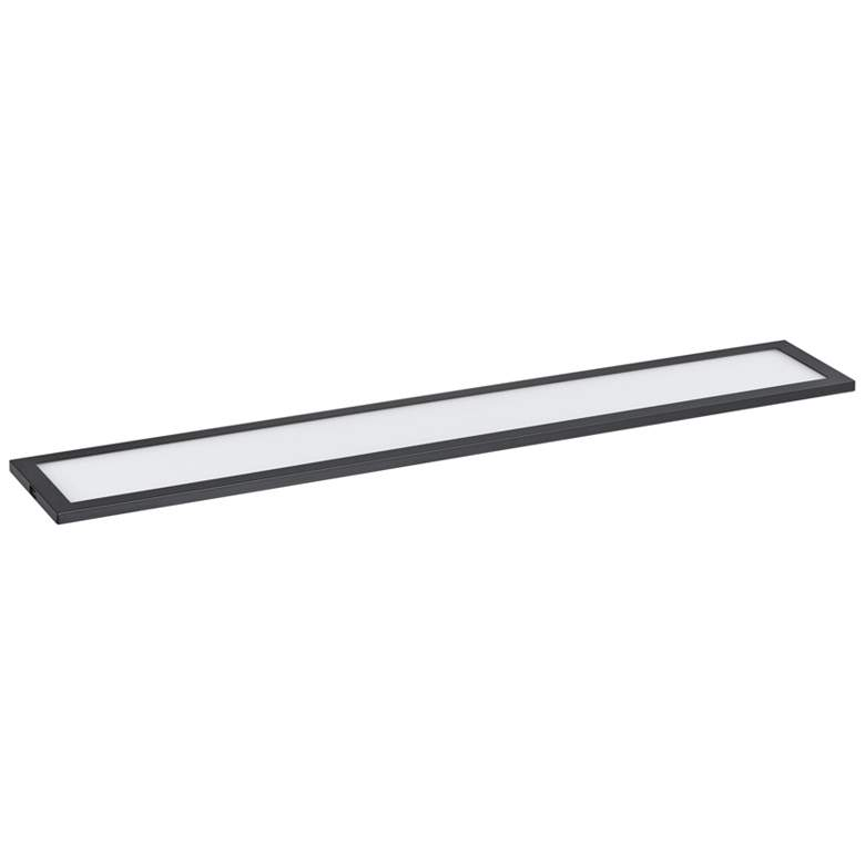 "CounterMax MX-L-120-SL 24""W Bronze LED Under Cabinet Light"