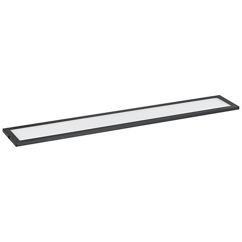"CounterMax MX-L-120-SL 24""W Bronze LED Under Cabinet Light"