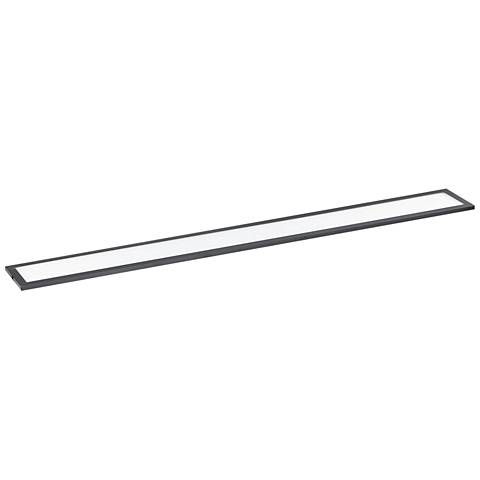 "CounterMax MX-L-120-SL 36""W Bronze LED Under Cabinet Light"