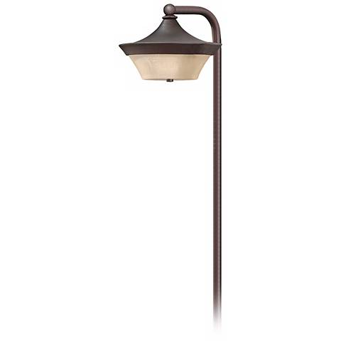 Hinkley Thistledown Collection Bronze Low Voltage Path Light