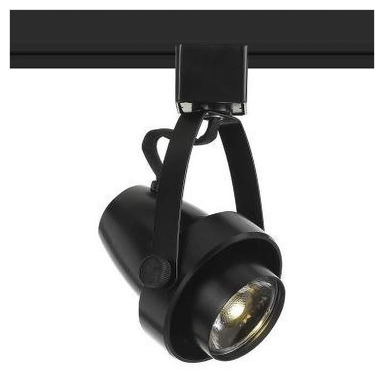 10 Watt Black Dimmable LED Track Head for