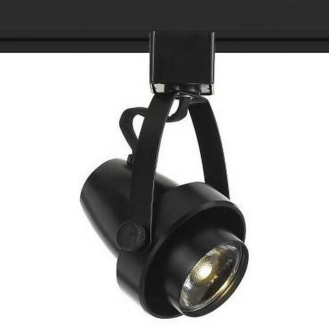 10 Watt Black Dimmable LED Track Head for Halo System