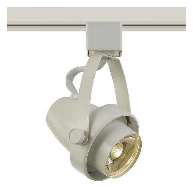 10 Watt White Dimmable LED Track Head for