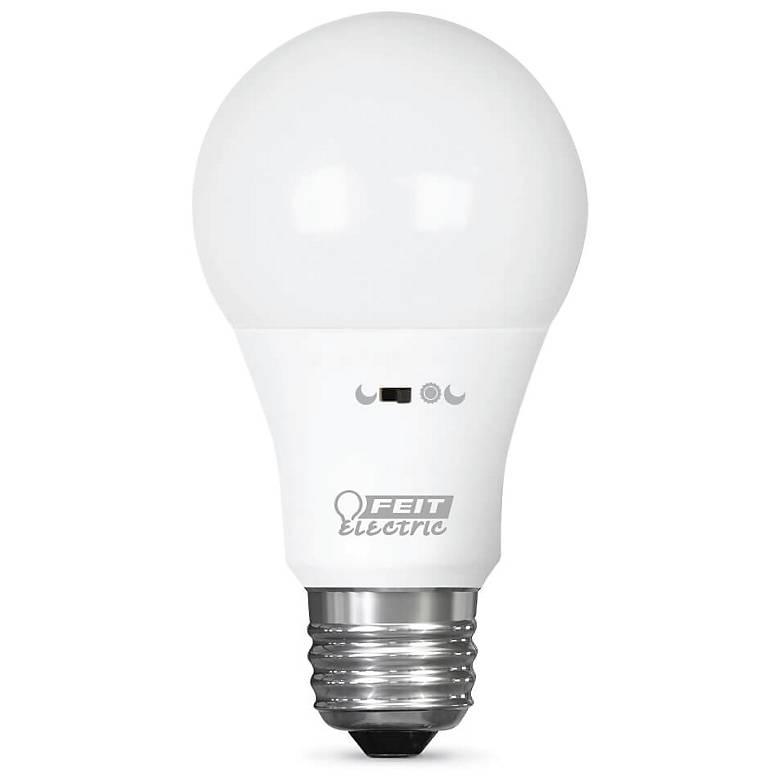 40 Watt Equivalent 6 Watt LED Motion Sensor Bulb