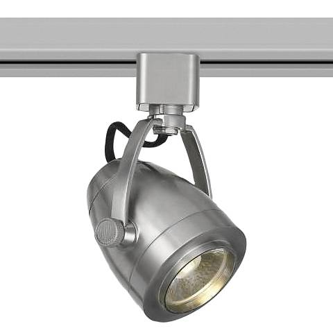 Riley Brushed Steel 12 Watt LED Track Head for Halo System