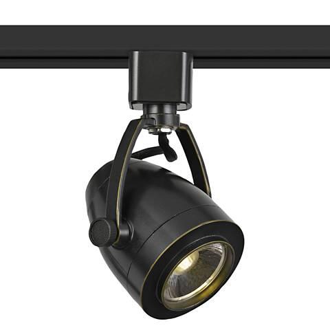Riley Dark Bronze 12 Watt LED Track Head for Halo System