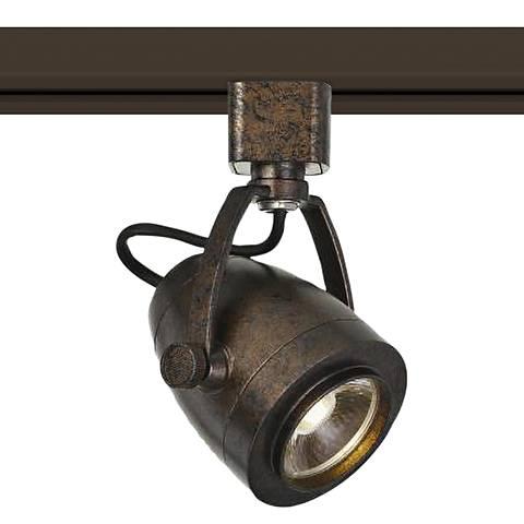 Riley Rust 12 Watt LED Track Head for Halo System