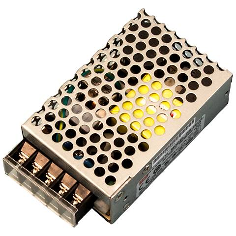"""Crosby 4"""" Wide 12VDC 100W Electronic LED Power Supply"""