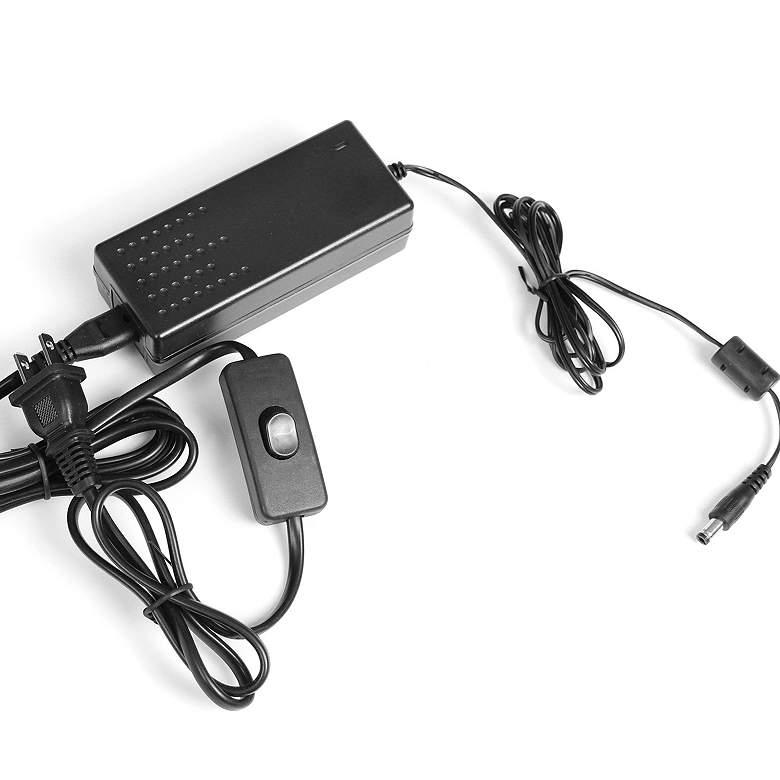 "SlimEdge™ 2"" Wide Black 12VDC 60W LED Plug-in"