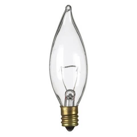 40 Watt Candelabra 12 Volt Light Bulb 46408 Lamps Plus