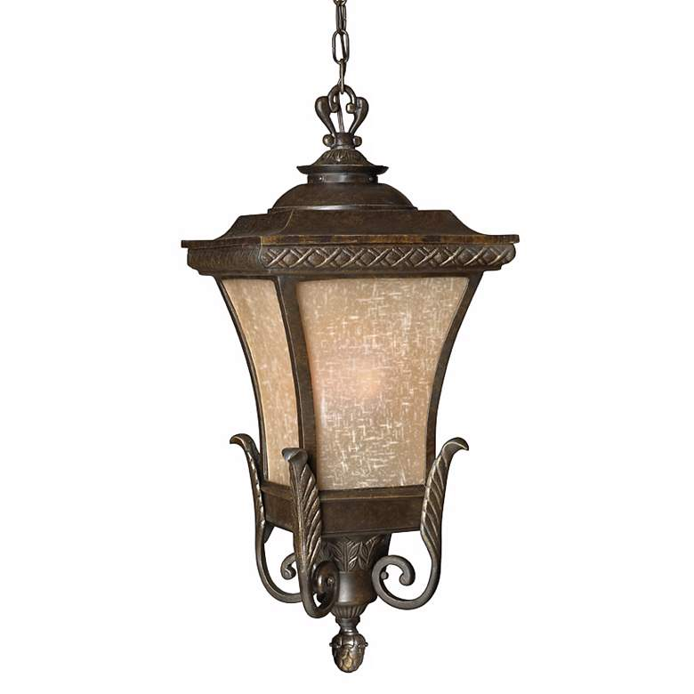 """Brynmar Collection 27"""" High Outdoor Hanging Light"""