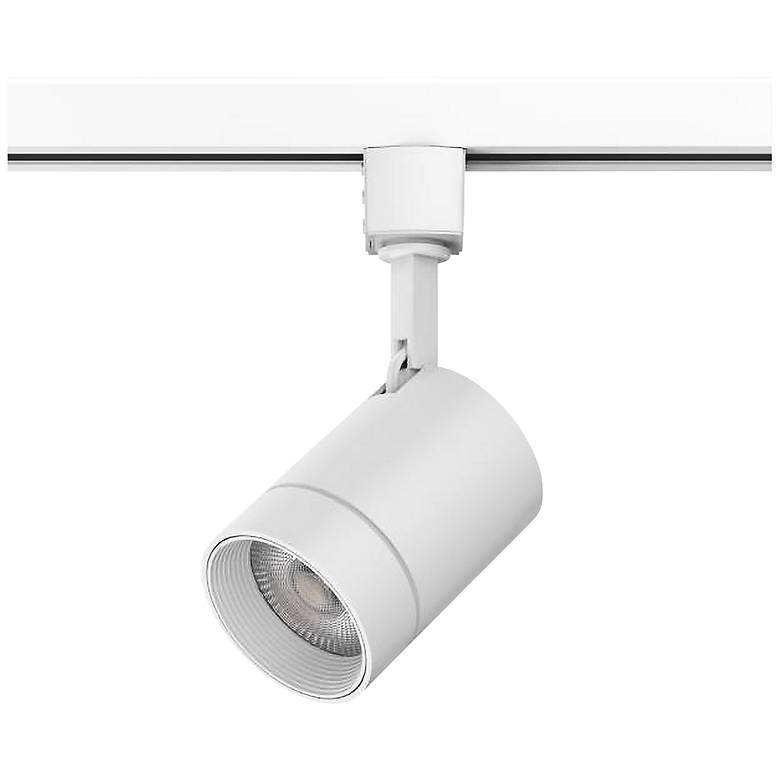 Pro Track White 12 Watt Dimmable LED Track Head