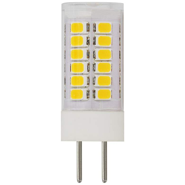 50 Watt Equivalent 5 Watt LED Dimmable GY6.35 Bulb