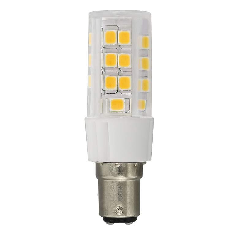50 Watt Equivalent 3.5 Watt LED Dimmable Double Bayonet Bulb