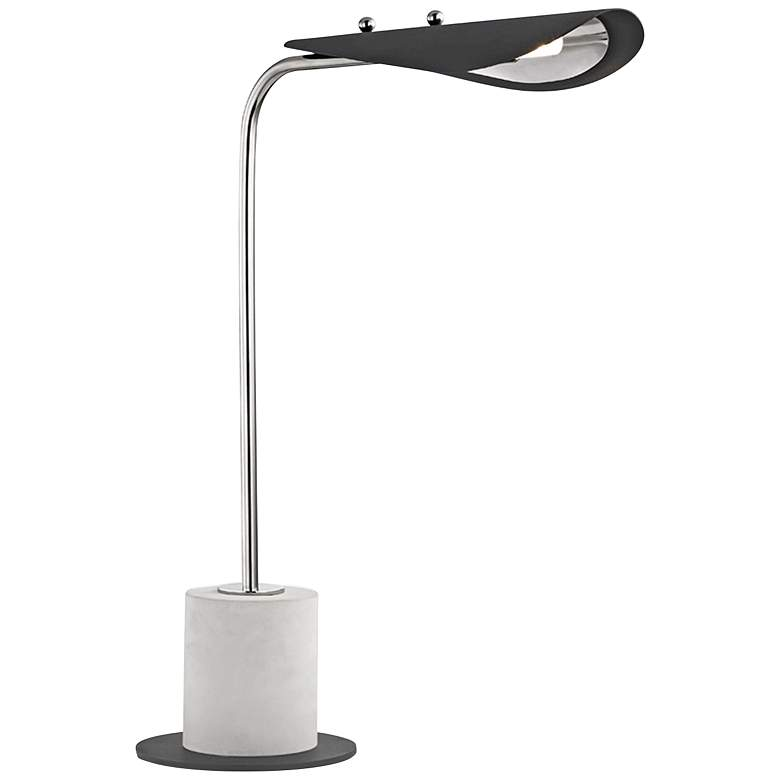 Mitzi Layla Polished Nickel LED Accent Table Lamp