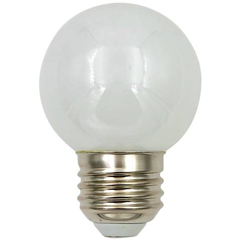 40W Equivalent Milky4W LED Dimmable Standard Bulb