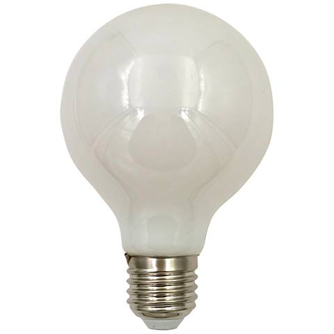 60W Equivalent Tesler Milky 8W LED Dimmable Standard Bulb