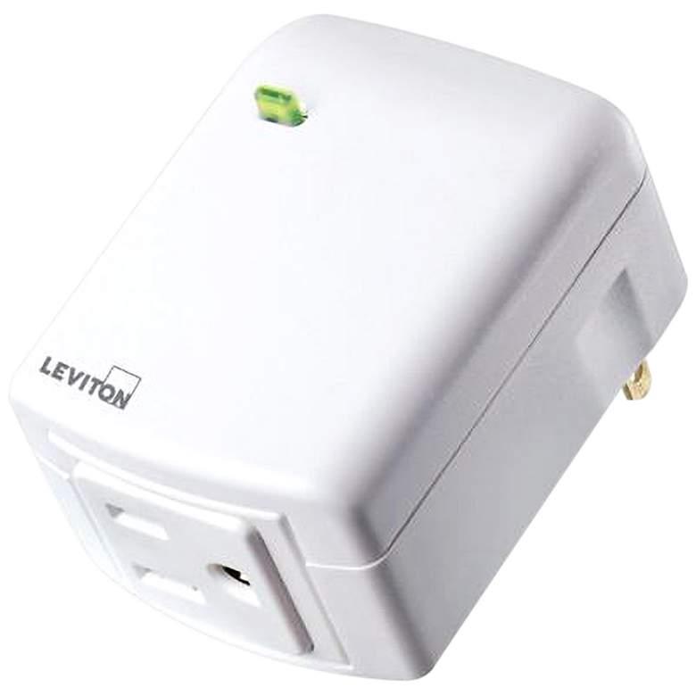 Leviton Decora Smart Wi-Fi Plug-In Appliance Module