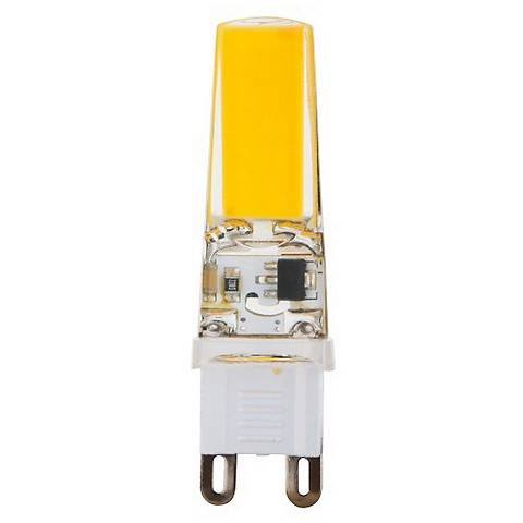 50 Watts Replacement 5 Watts G9 Dimmable LED Light Bulb