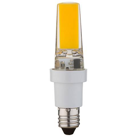 50 Watt Replacement Clear 5 Watt LED E11 Minican Bulb