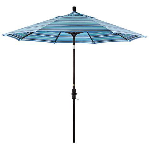 Golden Gate 9-Foot Dolce Oasis Sunbrella Market Umbrella