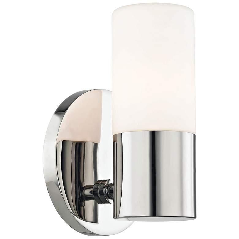 """Mitzi Lola 6 3/4"""" High Polished Nickel LED"""