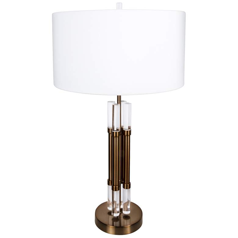 Van Teal Oakland Gold Table Lamp