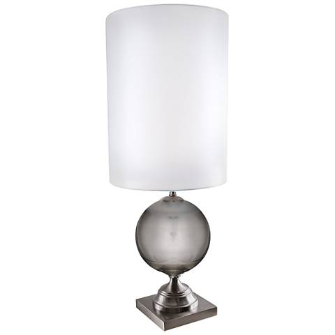 Van Teal Opus Brushed Nickel Table Lamp