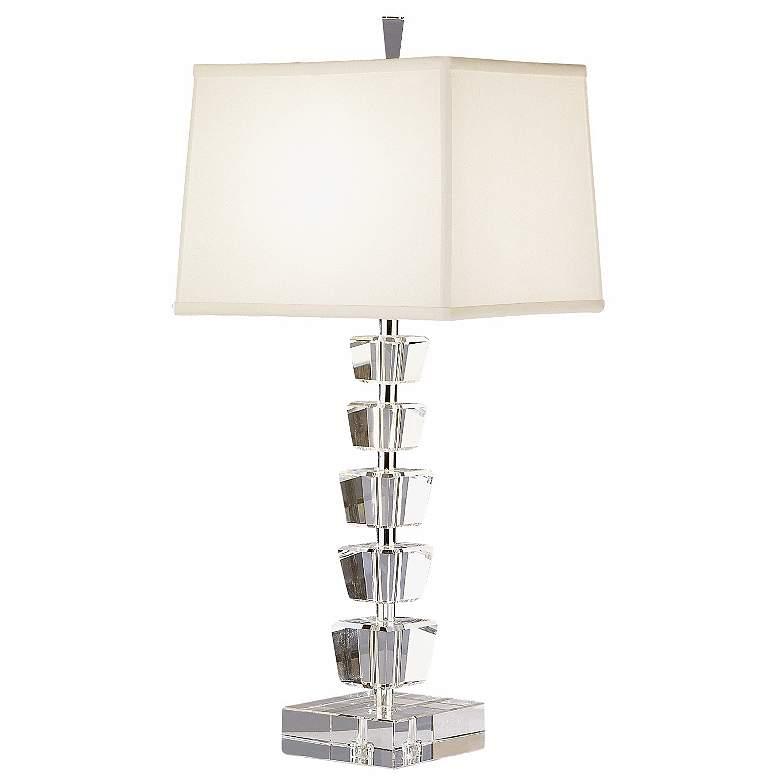 Robert Abbey Minerva Eggshell Table Lamp