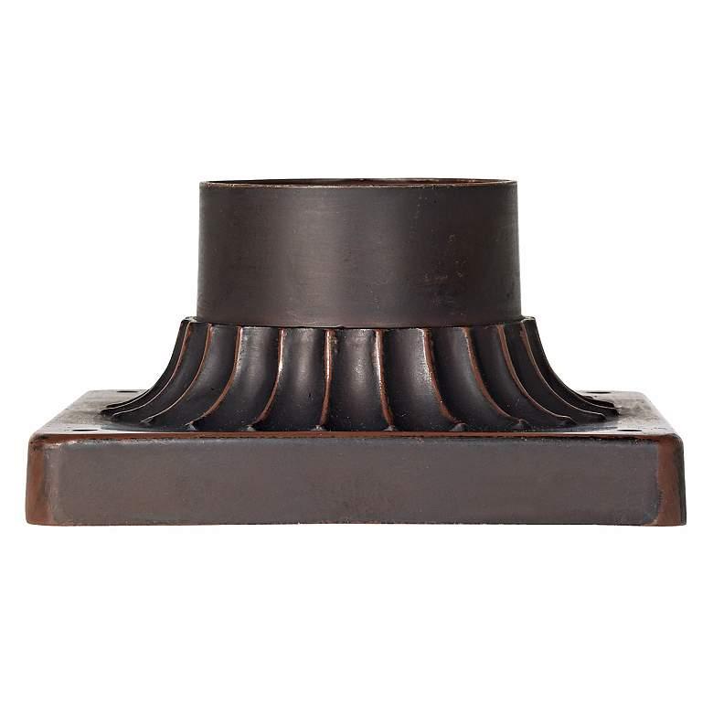Bronze Post Mount Adapter