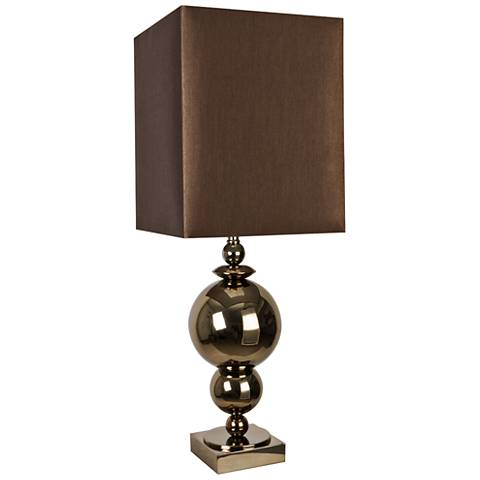 Van Teal Secret Silver Table Lamp