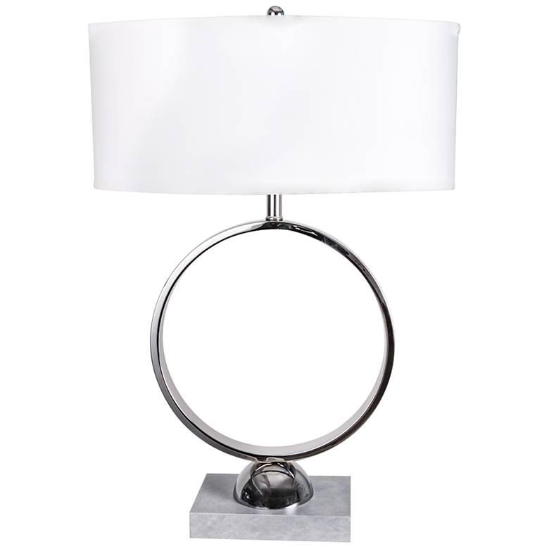 Van Teal Streamline Polished Chrome Table Lamp