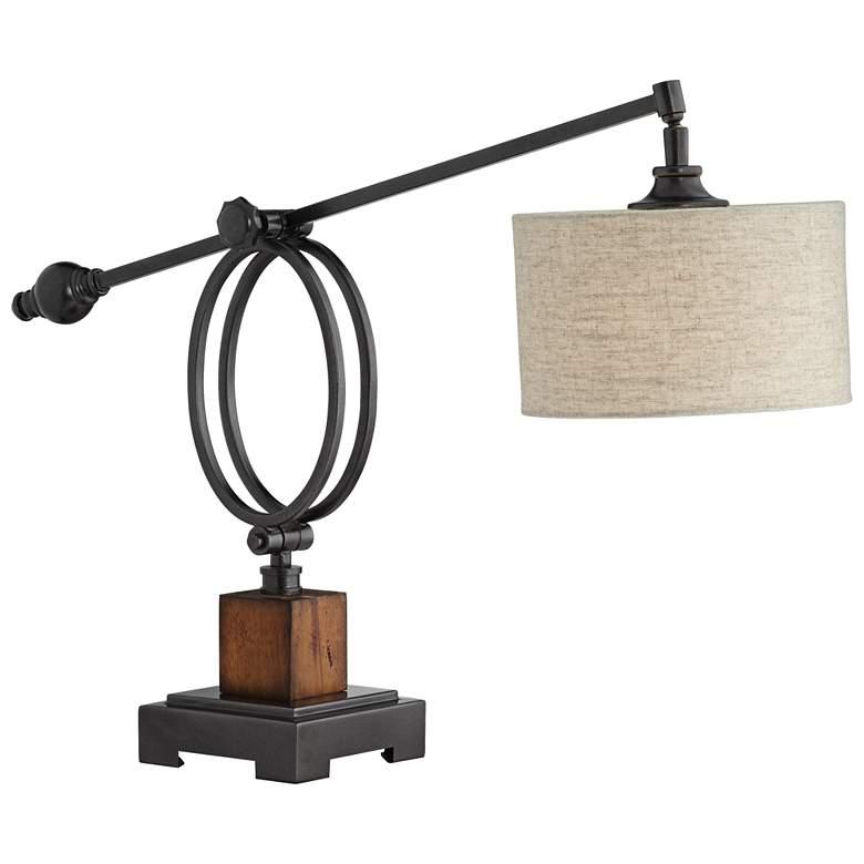 Uttermost Henley Boom Desk Lamp with USB Port