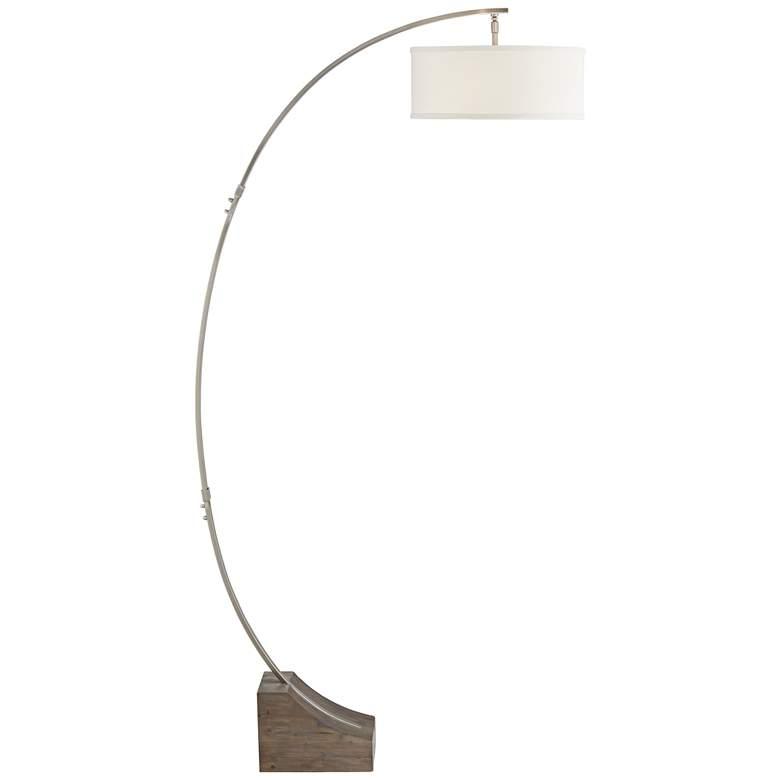 "Uttermost 78"" High Valance Arc Floor Lamp"