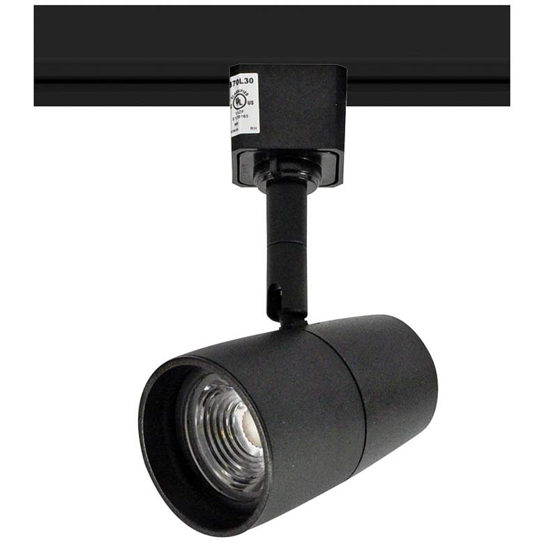 Nora Mac Black 2700K LED Track Head for Halo Systems