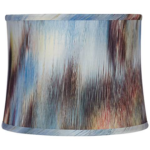 Borealis Multi-Color Drum Lamp Shade 12x13x10 (Spider)