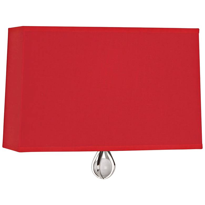 """Curtis 9"""" High Richmond Red Wall Sconce"""