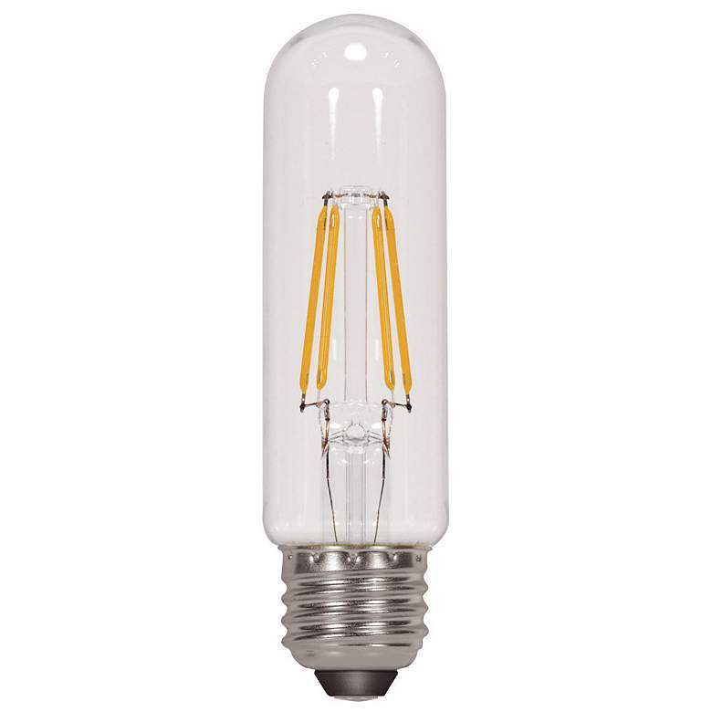 50W Equivalent Clear 6W LED Dimmable Standard T10 Bulb