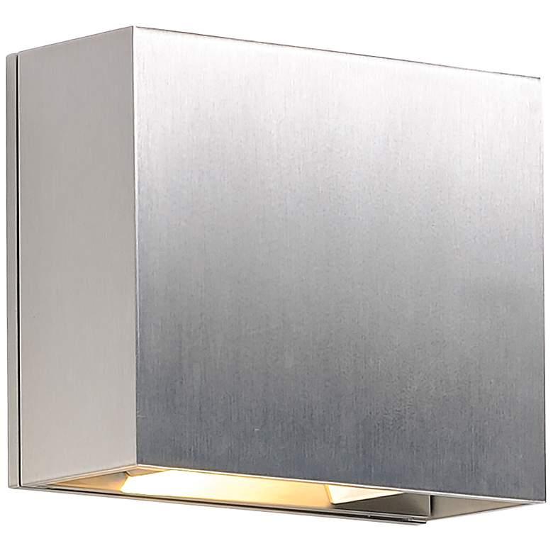 """ET2 Alumilux 6"""" High Satin Aluminum LED Outdoor"""