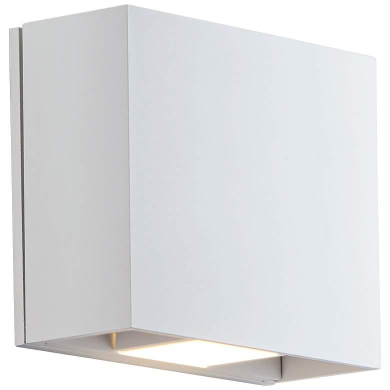 "ET2 Alumilux 6"" High White LED Outdoor Wall Light"