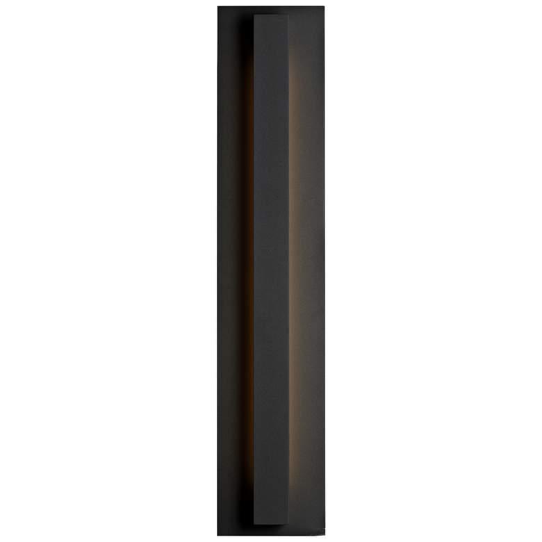 "ET2 Alumilux 30"" High Bronze LED Outdoor Wall"