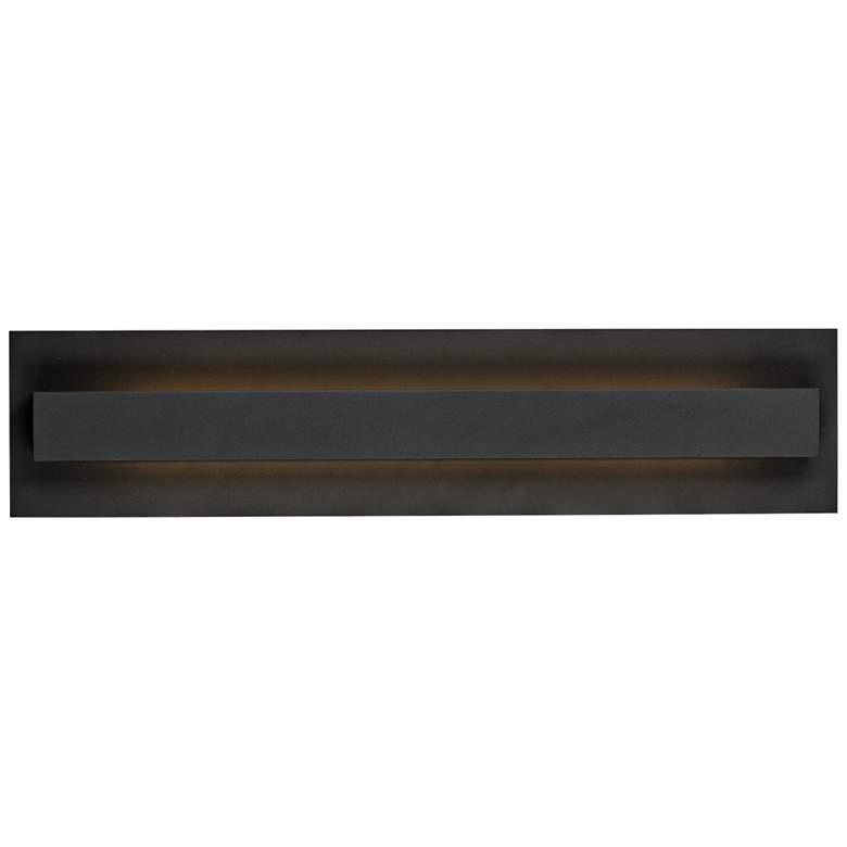 """ET2 Alumilux 24"""" High Bronze LED Outdoor Wall Light"""