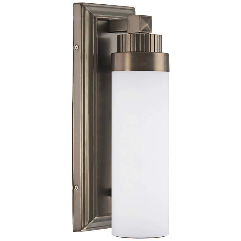 "Minka Lavery Laia 13"" High Bronze LED Wall Sconce"