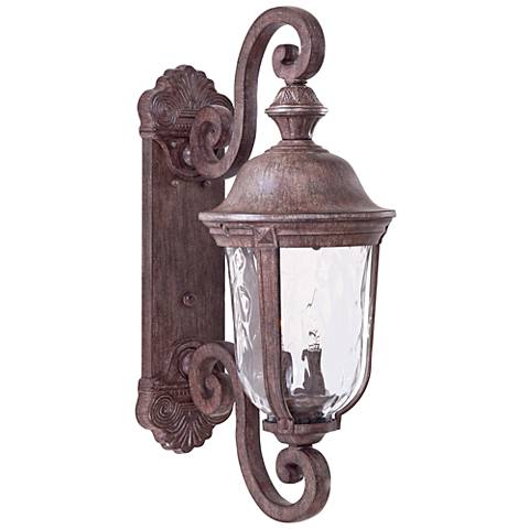"Ardmore 24 1/2"" High Rust Outdoor Wall Light"