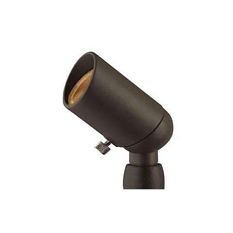 Hinkley Small Bronze Low Voltage Landscape Spotlight