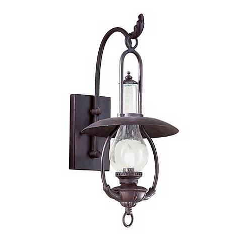 "La Grange Collection 20 1/2"" High Outdoor Wall Lantern"