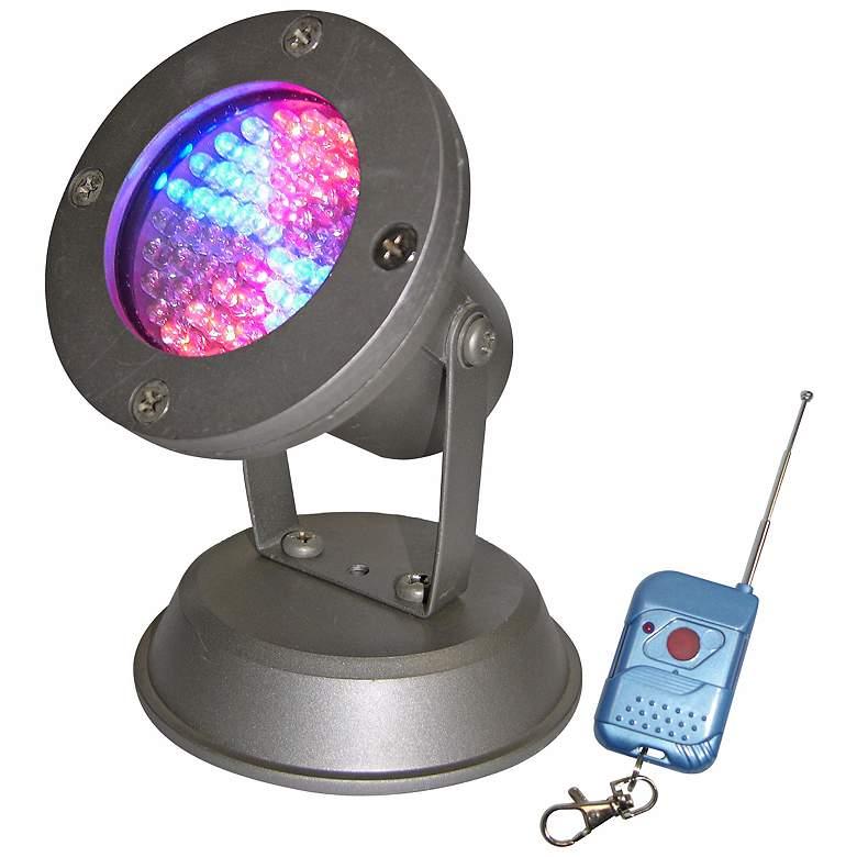 Luminosity Remote Control 60 LED Pond Light