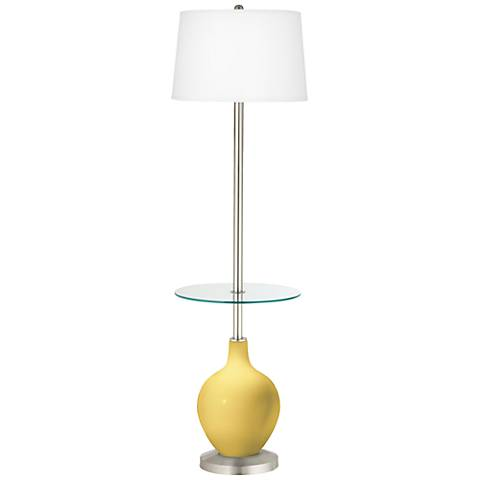 Daffodil Ovo Tray Table Floor Lamp