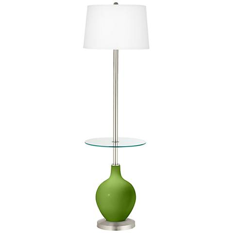 Gecko Ovo Tray Table Floor Lamp